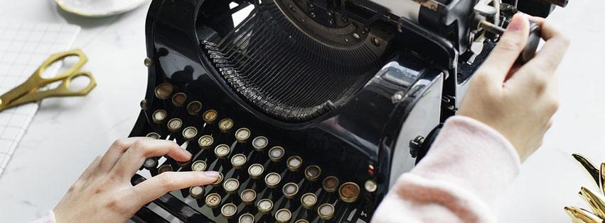 autores máquina de escrever - Autores
