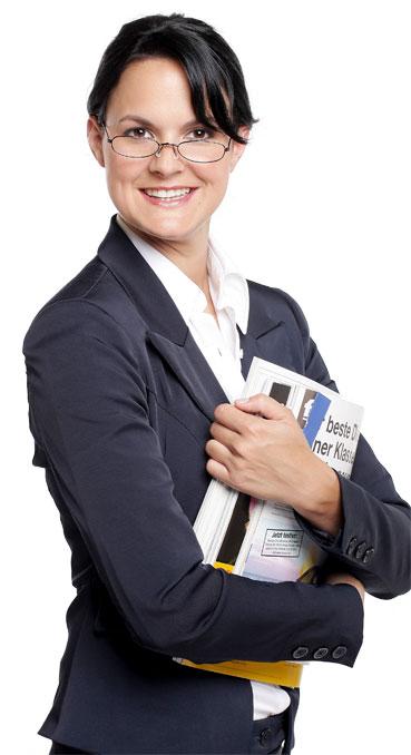 home mulher de negócios 1 - Home