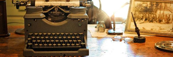 o quarto alugado de ricardo belo de morais velha máquina de escrever - O Quarto Alugado, de Ricardo Belo de Morais